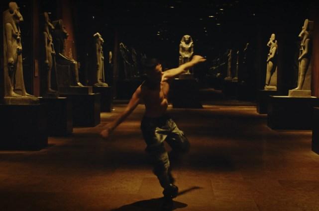 museum in videoclip