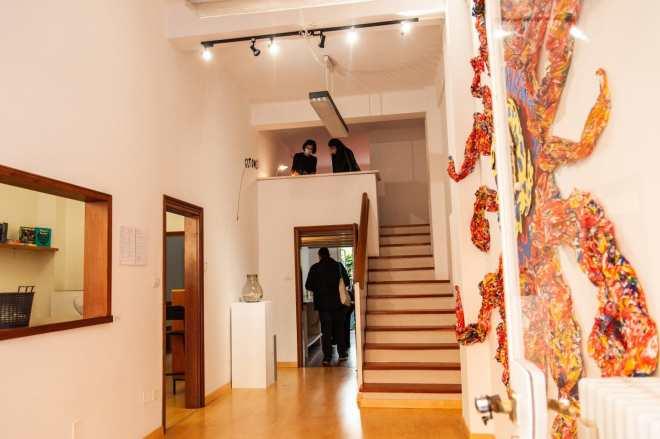 Bologna: arte attraverso la serranda