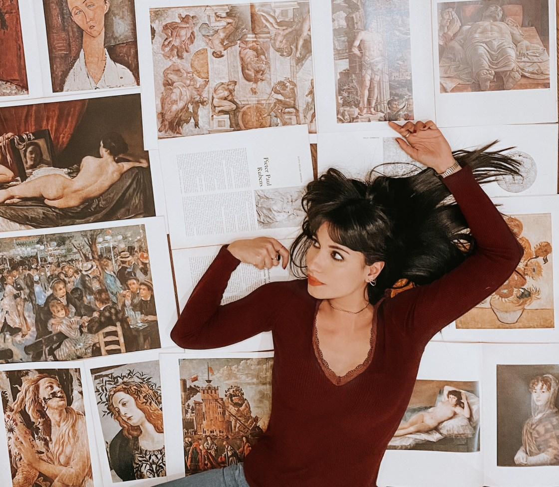 Letizia Bocci, art sharer