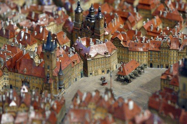 Il museo della città di Praga