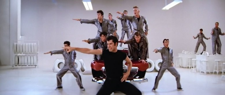 grease lightnin