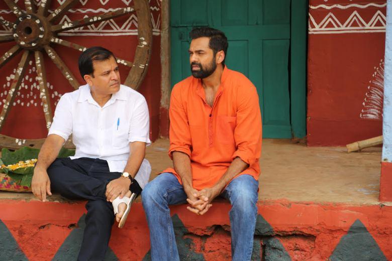 Atul Kumar and Abhay Deol