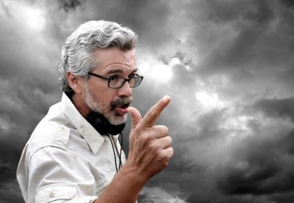 Video: TV y política, tema de la nueva cinta de Luis Estrada