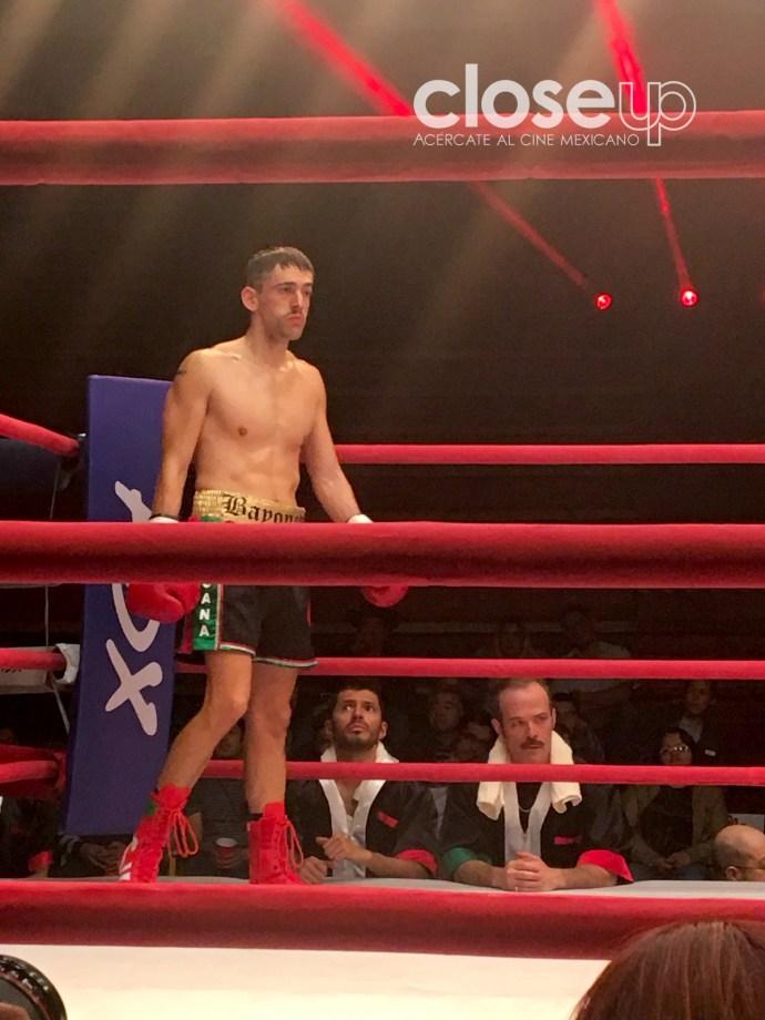 Un drama sobre la caída de un pugilista que busca en el ring la manera de redimirse. Foto: Ariel Figueroa