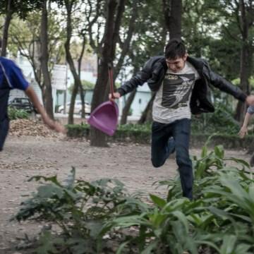 La búsqueda de la madurez en Sopladora de Hojas
