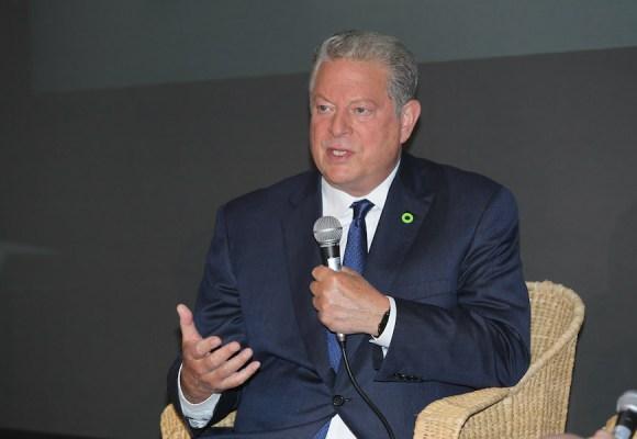 Al Gore exhibe en Morelia La verdad incómoda 2