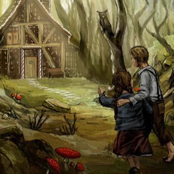 Hansel y Gretel a la mexicana