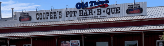 Cooper's Old Time Pit Bar B Que