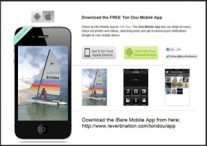 iBare (Ton Dou app for idevice and android) – review