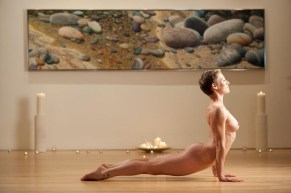 From yoga undressed DVD