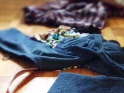 Are you ready for a year of living clothes free?
