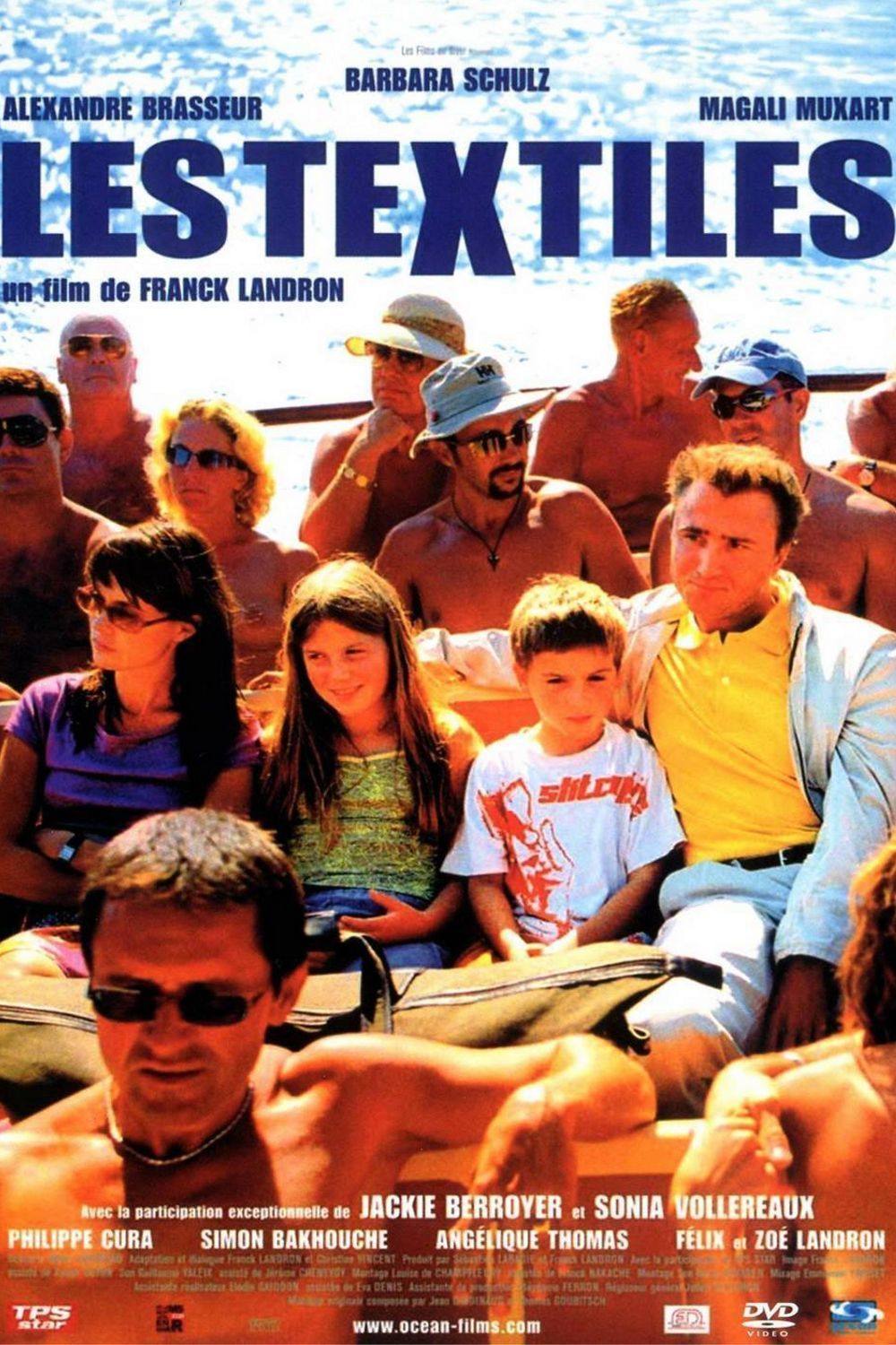 """Poster for the movie """"Textiles"""""""