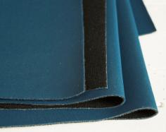 Cloth House Steel Blue Neoprene