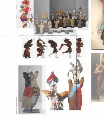 Puppetry Inspiration