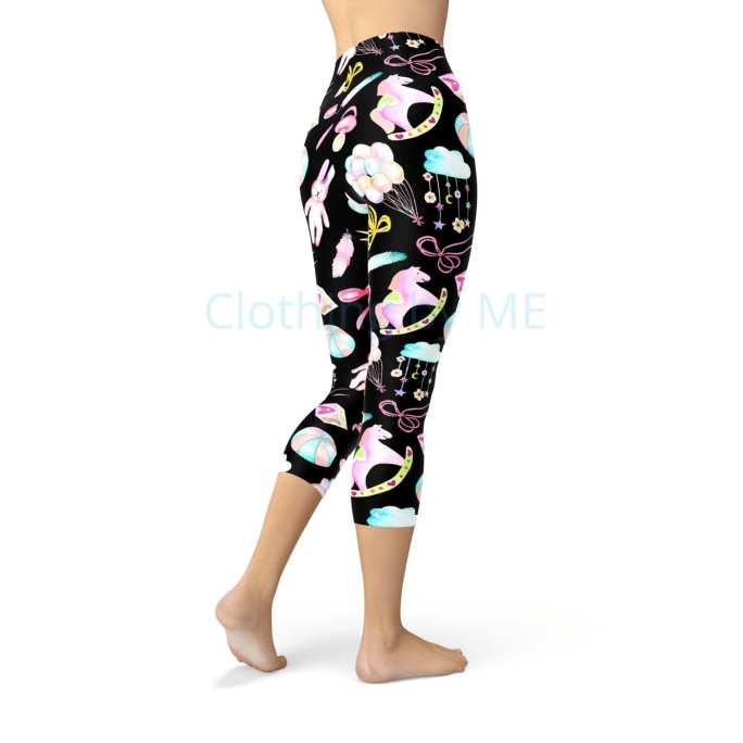 Baby Boy Capri Leggings Clothing By Me