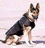 K-9 Stab/Bulletproof Jacket