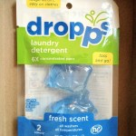 dropps Laundry Detergent in fresh scent