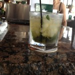 Mint Julep from Harry's in Palomar Lexington KY
