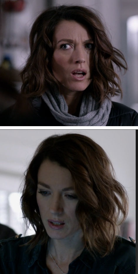 Natalie Zea short to medium hair (bob) from The Following • via ClothingCult.com