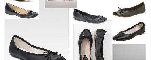 Fall/Winter Essentials – Black Ballet Flat