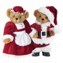 Xmas Vermont Mr And Mrs Santa Clothingmadeinusablog