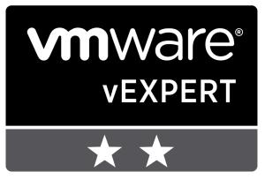 vExpert 2019-2020