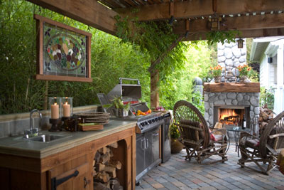 Home Design Tips Creating An Outdoor Living Space