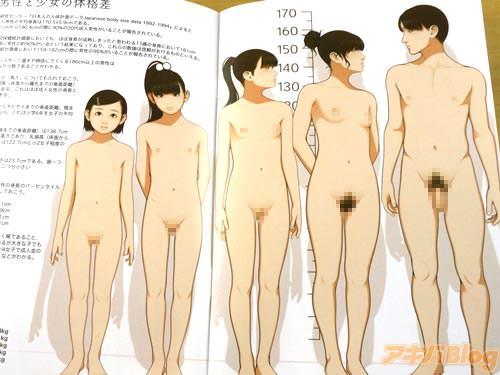 JS 女子小学生 高学年全裸