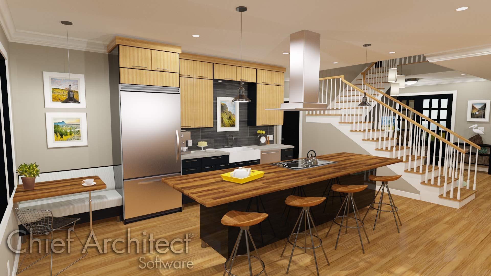 Free Modular Kitchen Design Software