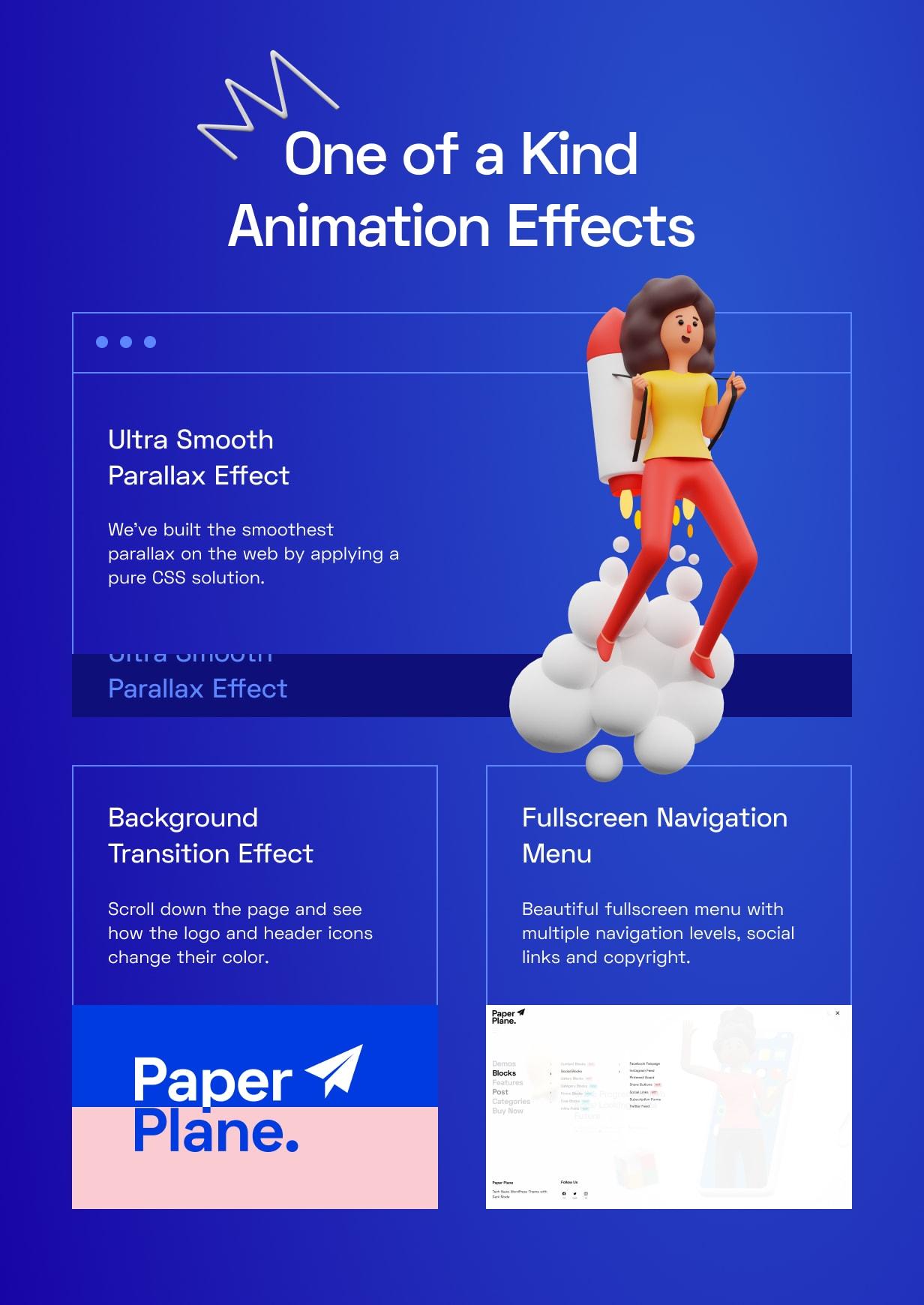 Paper Plane - Easy to Use WordPress Blog Theme - 12