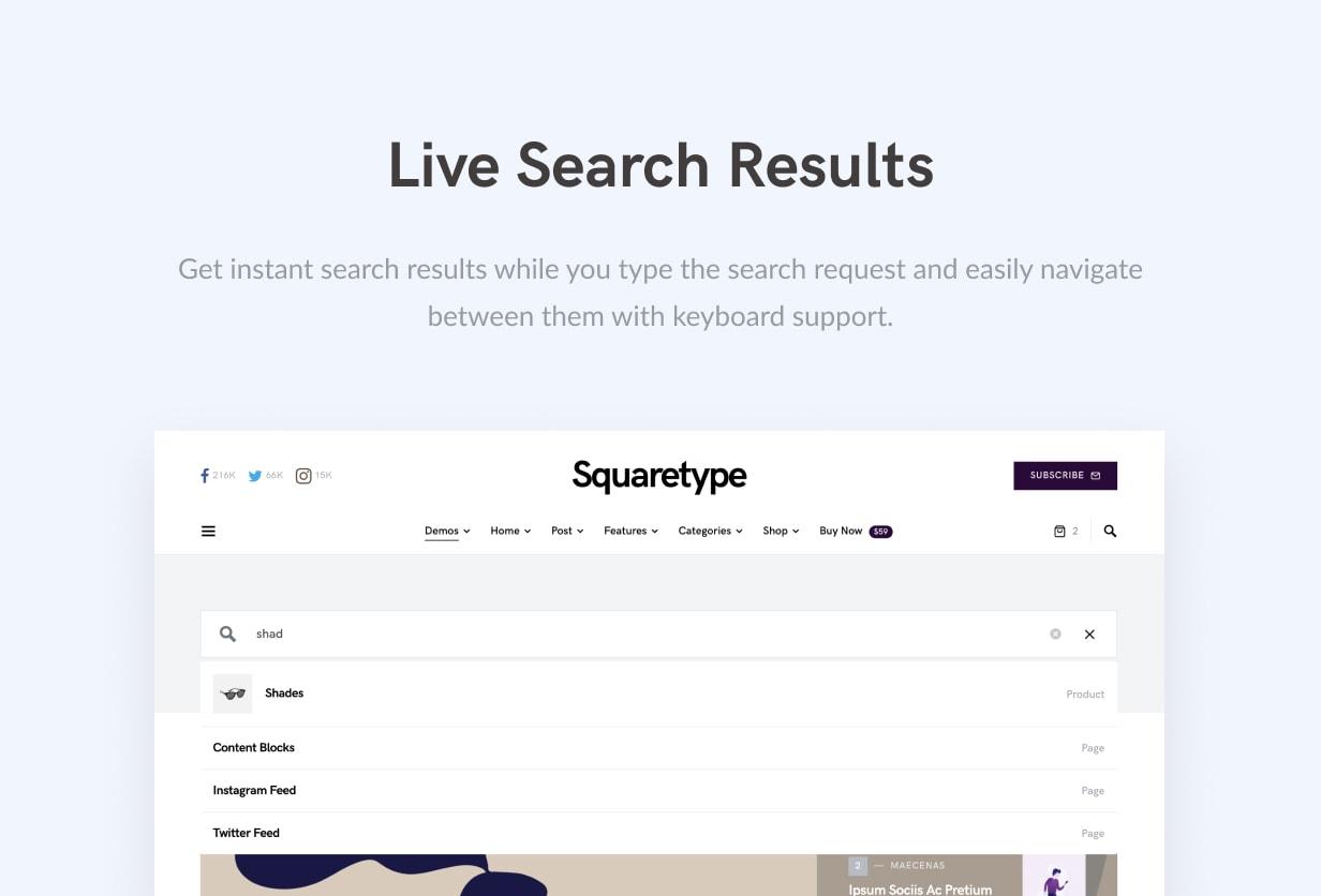 Squaretype - Modern Blog WordPress Theme - 51