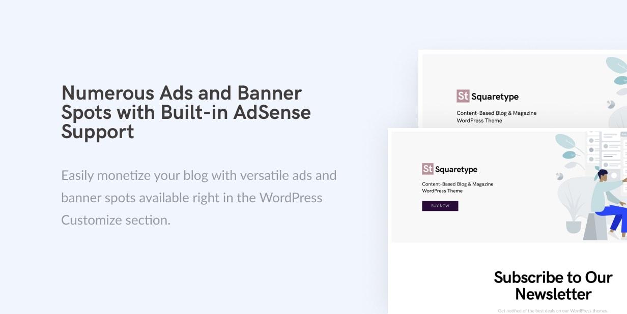 Squaretype - Modern Blog WordPress Theme - 16