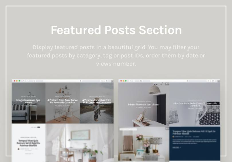 The Affair - Creative Theme for Personal Blogs and Magazines - 5