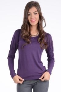 Poze Bluza cu maneca lunga LOOKat 83028