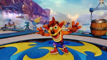 original Crash Bandicot World | Vídeo com data de lançamento anunciado!