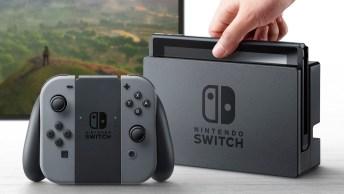 Nintendo-Switch-Wallpapers-HD Nintendo Switch - Demonstração do novo console cai na internet