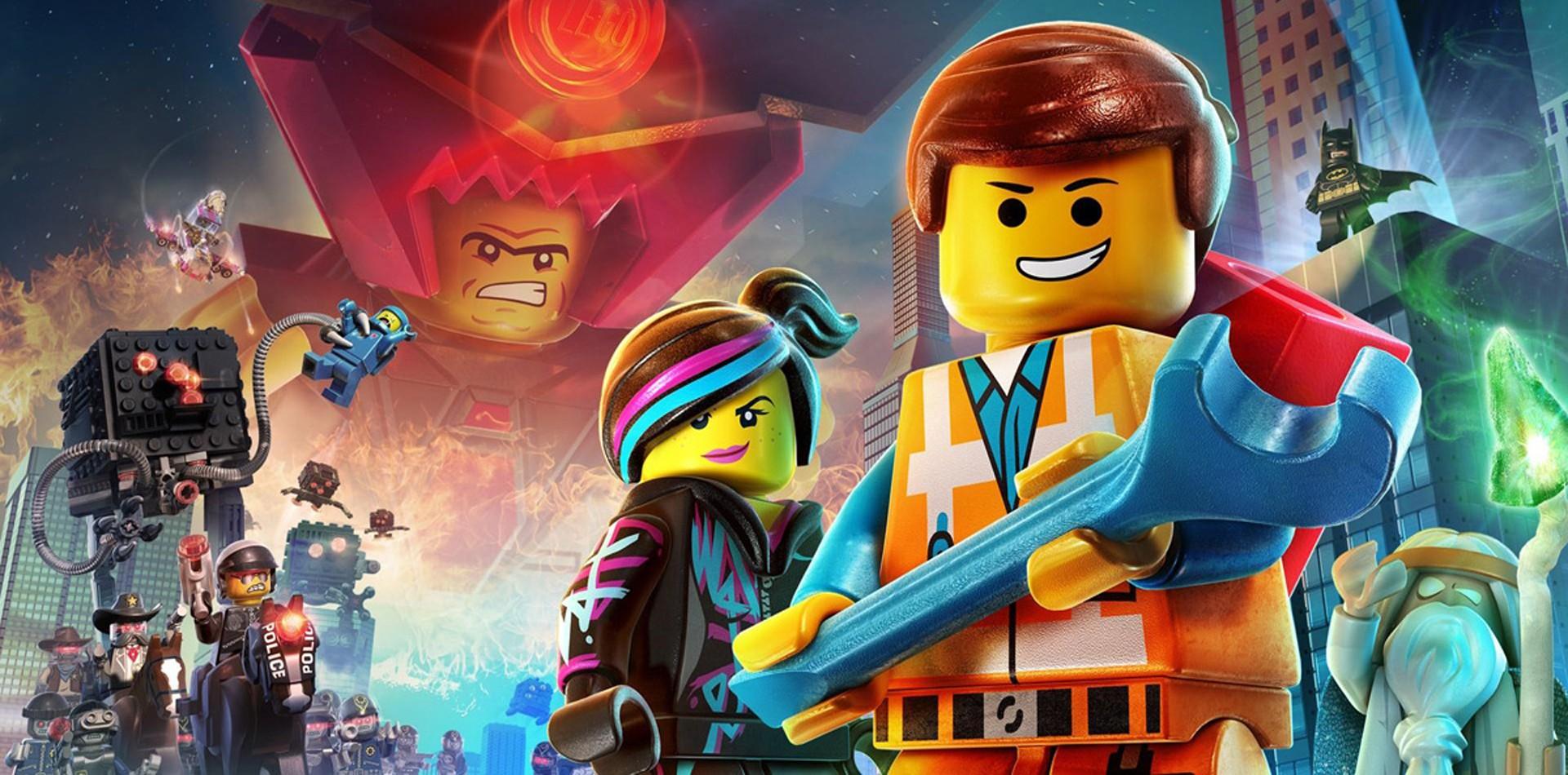 Resultado de imagem para UMA AVENTURA LEGO 2