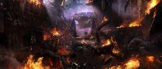 Vingadores-Guerra-Infinita-Novas-artes-conceituais-revelam-cenas-exclu%C3%ADdas-do-filme-06 Vingadores: Guerra Infinita | Artes conceituais revelam algumas cenas deletadas; Confira