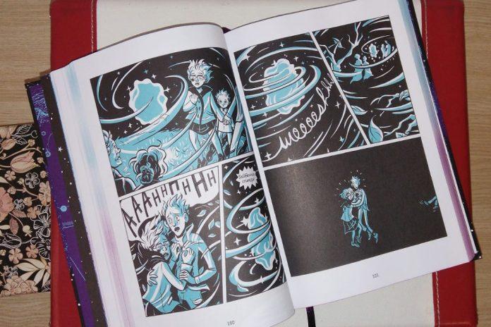 ilustracoes-dobra-no-tempo-graphic-novel-1024x683 Resenha | Uma dobra no tempo, de Madeleine L'Engle
