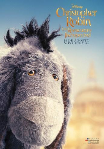 PINWHEEL_CHARACTER_BANNERS_EEYORE_BRAZIL Christopher Robin – Um Reencontro Inesquecível | Confira os novos pôsteres do filme!