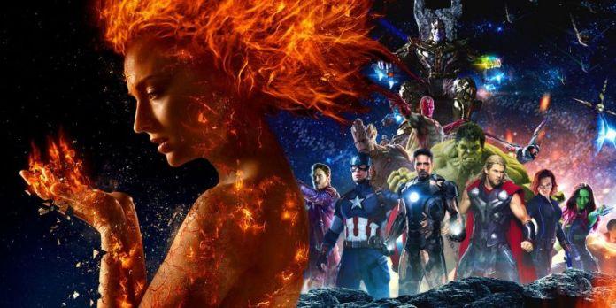 xmenvingadores_1 X-Men: Fênix Negra | Novas filmagens podem conter ligações com os Vingadores