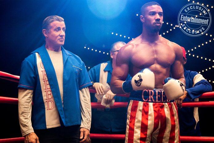 creed2 Creed II | Imagem inédita mostra Adonis e Rocky; Confira