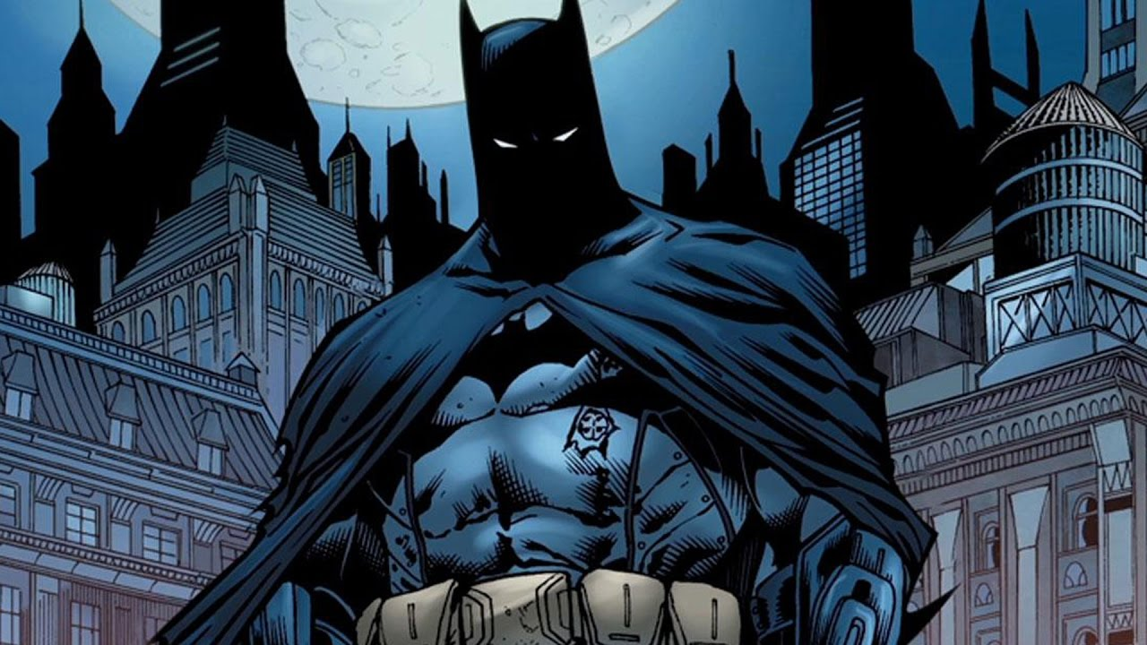 [The GONG Awards] - Parte 1 - Otaku[Final],Nerd e Geek - Votação Batman-lista