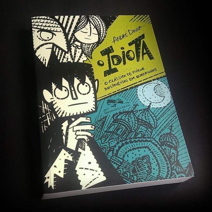 graphic-novel-o-idiota-1024x1024 Resenha | O Idiota, versão Graphic Novel