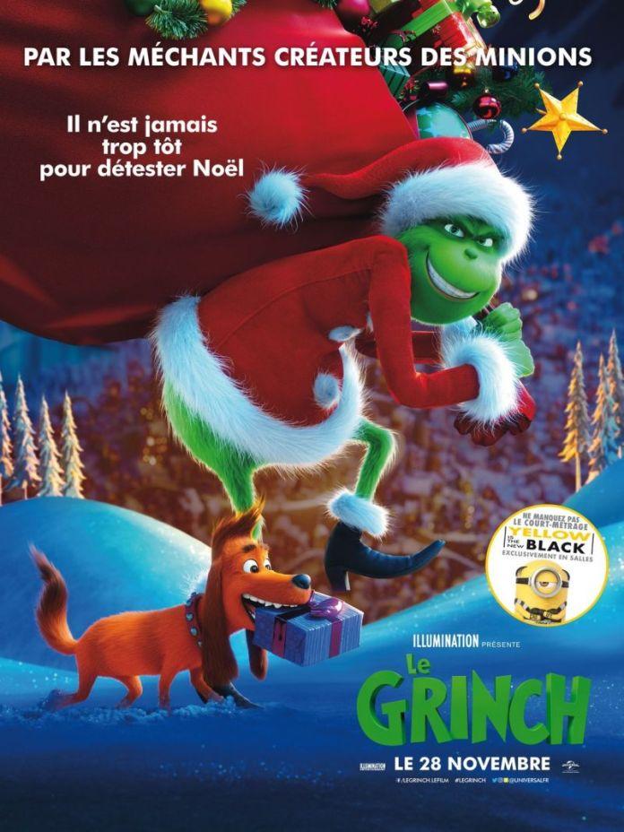 grinch_ver6_xlg O Grinch | Liberados novos cartazes da animação e trailer dublado