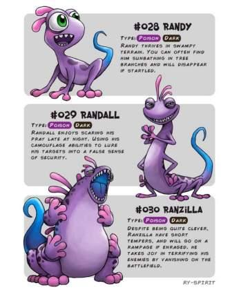 171 Artista recria vários personagens da Disney como evolução Pokémon!