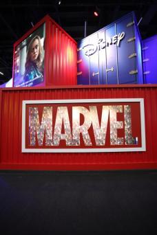 MarvelStudios-24 Disney leva experiência de seis filmes para estande na CCXP18