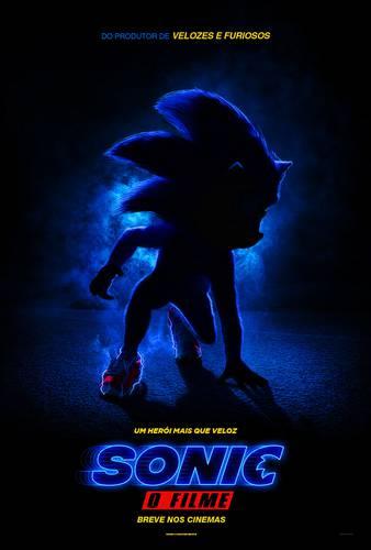 sonic_cartaz Sonic: O Filme | Confira o primeiro teaser da animação!