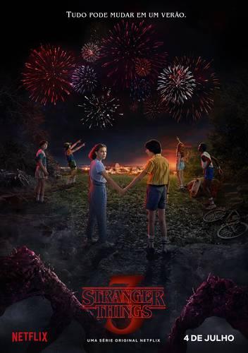 stranger_3 Stranger Things | 3ª temporada ganha teaser, pôster e data de estreia! Confira.