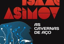 As_Cavernas_De_Aco_capa Home